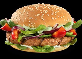 Wasabi Beef burger (Double-Me)