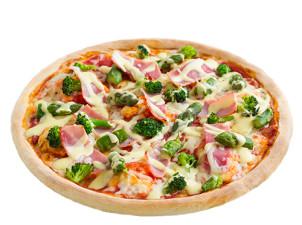 Dinkel Vollkorn Pizza Kansas