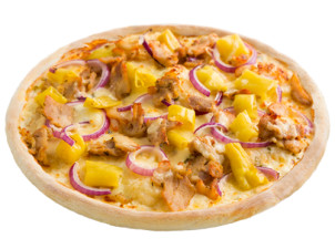 Classic Pizza Kebap