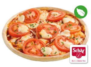 Glutenfreie Pizza Italiano