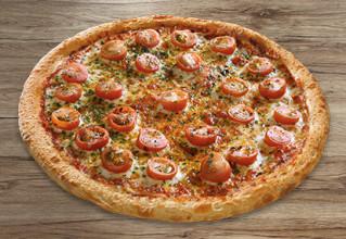 Pomodoro vegan thin crust M
