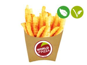 Pommes Frites vegan