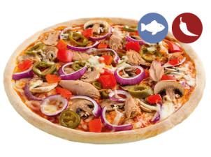 Dinkel Vollkorn Pizza Zingara