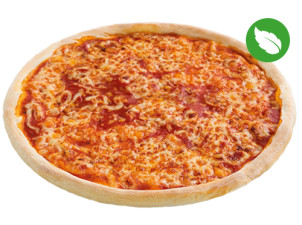 Dinkel Vollkorn Pizza Margherita