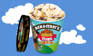 Ben & Jerry's Cone Together 465ml