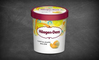 Häagen-Dazs Cantaloupe Melon 460ml