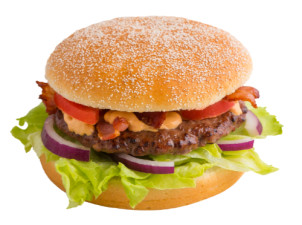 Chipotle Beef Burger Small