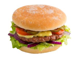 World Burger Small