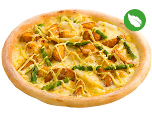 Classic Pizza Primavera
