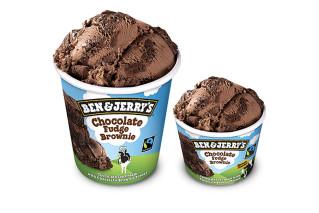 Chocolate Fudge Brownie 465 ml