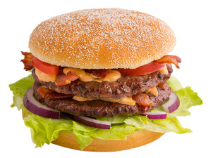 Chipotle Beef Burger normal
