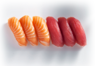 Salmon-Tuna