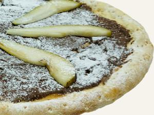 Bio Pizza Nuss Nougat creme