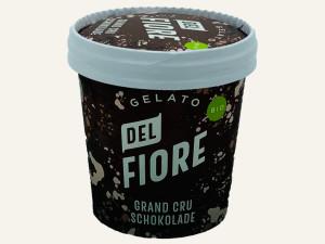 Del Fiore Gran Cru Schokolade 150 ml BIO