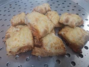 298. Pizzabrötchen mit Thunfisch