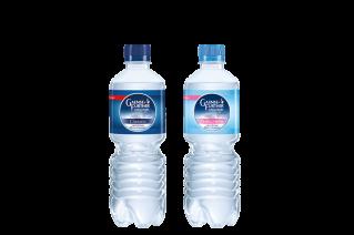 Gänsefurther Mineralwasser medium 0,5 l