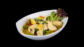 Yokoso Yellow Curry Huhn