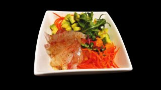 319 - Großer Detox Poké Salat