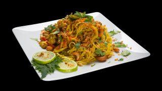 104 - Bombay Nudeln Huhn