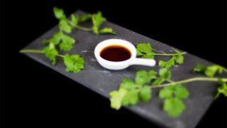 E6 - Selbstgekochte Sushi Bonn Soja-Sauce