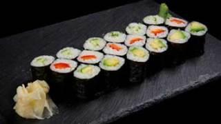 Vegan Maki Box (24 Stück)