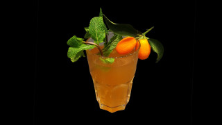 194 - Yokoso Minz-Ingwer-Limonade 0,3l