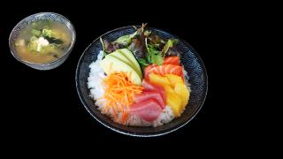 M3 - Osaka  - Fitness Salat + Miso Suppe