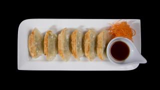 Gyoza vegetarsisch