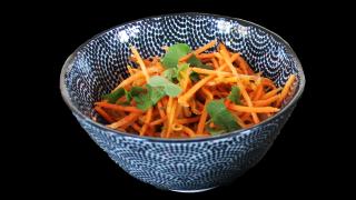 11 - Möhren-Ingwer Salat