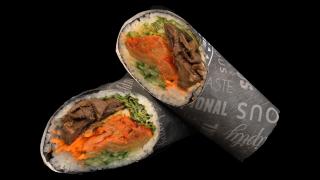 112a -  Halber Business Burrito