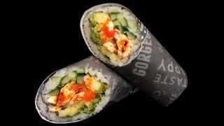 116a - Halber Studi Burrito