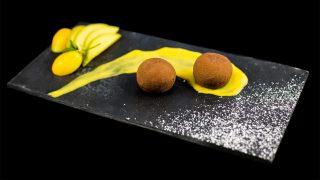 153b - Mochi Eiskugel Schokolade