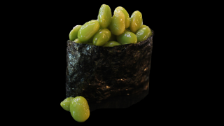 338 - Edamamé Guncan Sushi