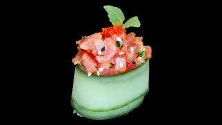 334b - Guncan Sushi mit Thunfisch Tatar (Stk.)