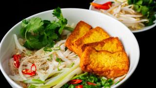 Vietn. Reisnudelsuppe - Pho - veggy
