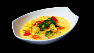 Yellow Curry Veggy