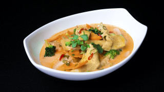 Thai Curry Huhn