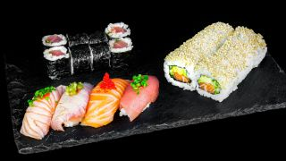 391 - Spicy Sushi Box (20 Stk.)