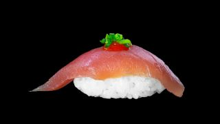 20b - Thunfisch Nigiri spicy