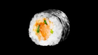 Lachs Makis spicy