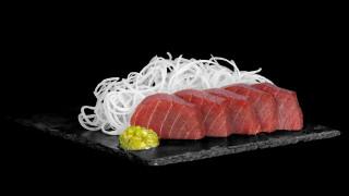56 - Fitness Sashimi (5 Stk.)