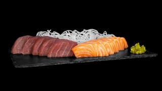 59a - Mixed Sashimi (10 Stk.)