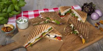 unser Sandwichmenü