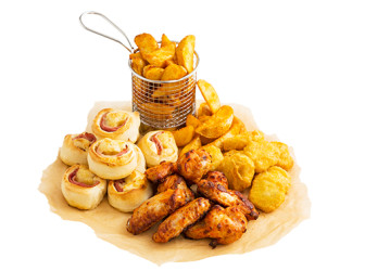 Fingerfood Box  (mild)