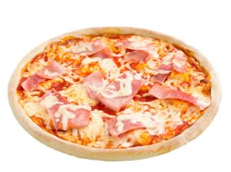 Vierneunzig Pizza Schinken