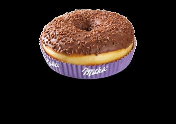 Milka-Donut