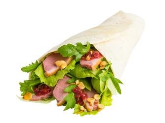 Gourmet Wrap