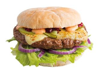 Burger Matterhorn