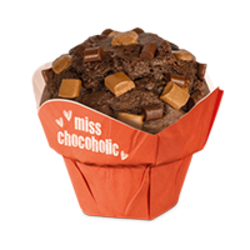 Miss Chocoholic Muffin