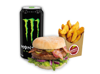 Monster Burgermenü Normal